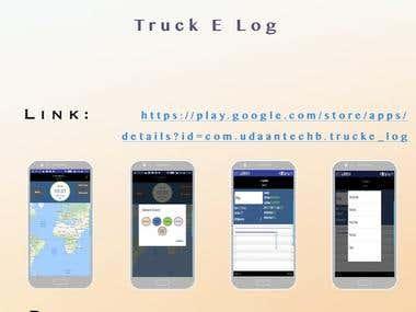 Truck ELD