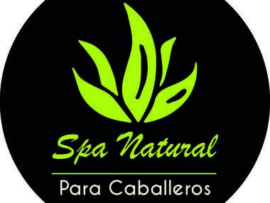 Logotipo Spa Natural