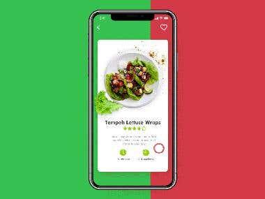 Recipe iOS App