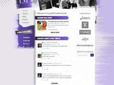 Laura's McGoldrick (Celebrity Blog)