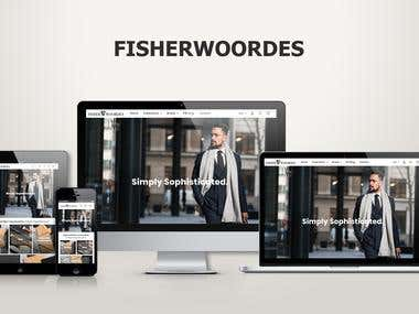 Fisherwoordes