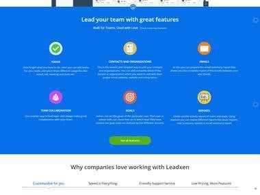 Leadxen™ - Online Lead Management and Sales CRM Software