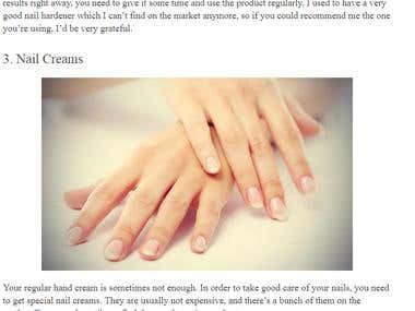 10 Tips to Take Good Care of Your Nails