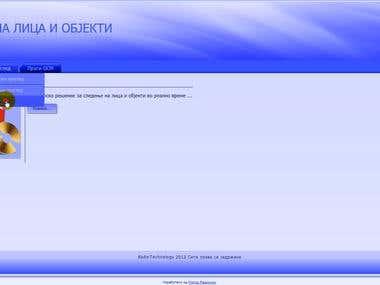 .Net WebForms Web Application