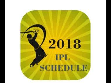 IPL Schedule 2018