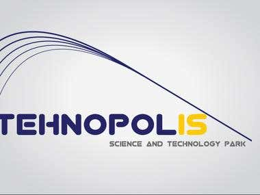 Tehnopolis Science and Technology Park Logo