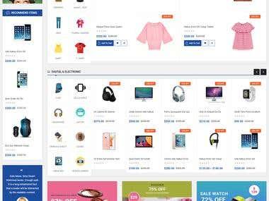 UNIVERSELLS - Dropship Marketplace developed by Ayminovitch