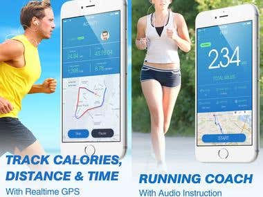 Running Tracker - iOS version