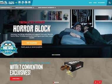 NerdBlock Magento eCommerce store