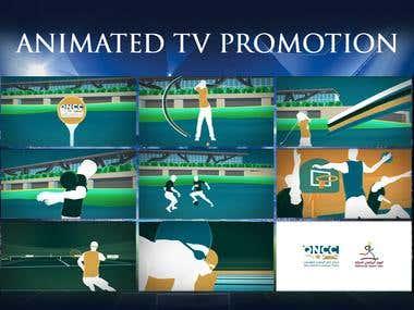 ANIMATED TV PROMO