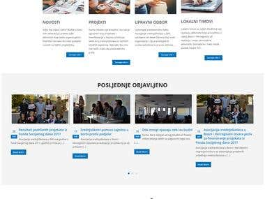 Website for The Association of Secondary School Students