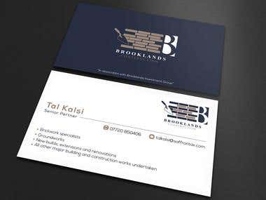 Simple business card design. EASY MONEY