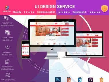 Stunning UI Design