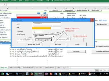 Excel Automation using VBA