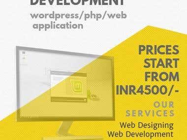 Phamphlet Design