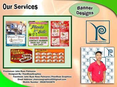 Banner Designs & Banner Ads