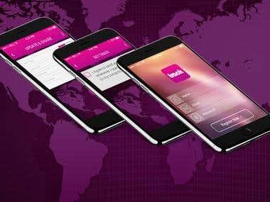 SongLookup App