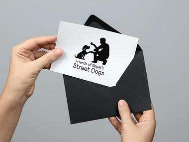Logo for Street Dog lover