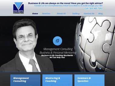 Vino Mehta Consulting - http://vinomehtaassociates.com/