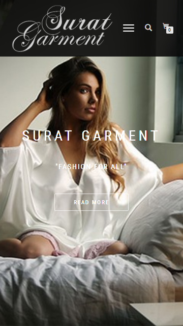 suartgarment( e-commerce site )