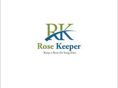 Logo for Rose Keeper