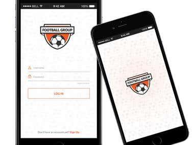 Football appl
