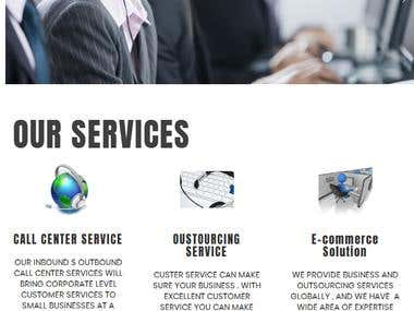 telesideinfotech (call center site )