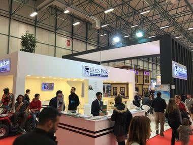Exhibition Stand Design - Fair Stand Design