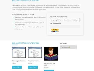 WordPress Development - qbc