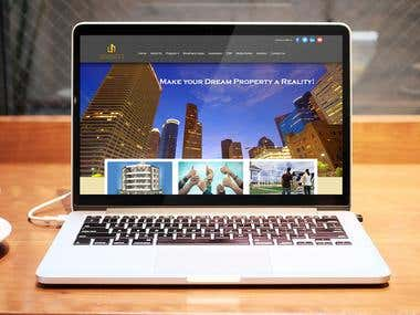 Svasti - Real Estate Website Design & Development