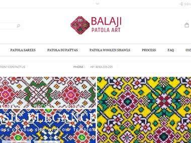 Balaji Patola