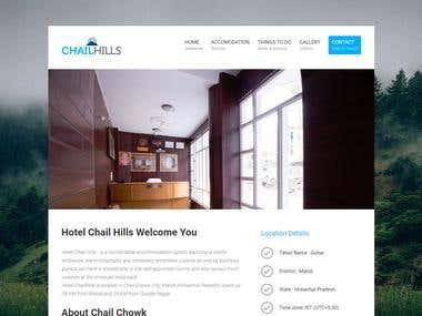 Hotel Chail Hills