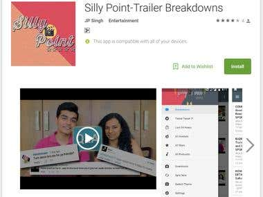 Silly Point - Android App