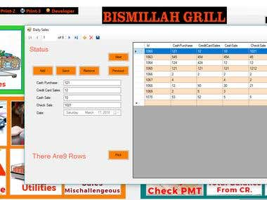 Restaurant and Payroll Desktop Software ( USA )
