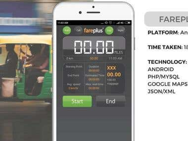FAREPLUS - Travel and Local