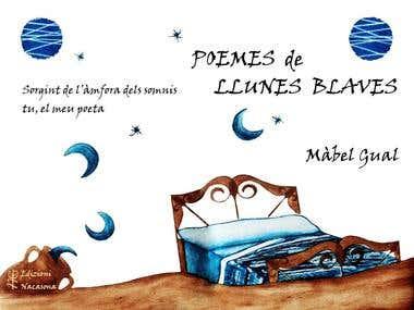 Book cover illustration - Edition & translation
