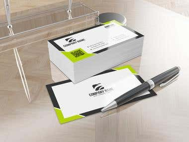 Business Card Models 1