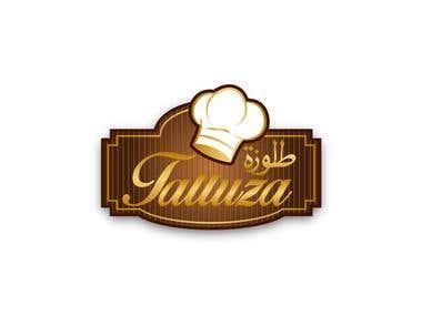 Talluza Arabic logo