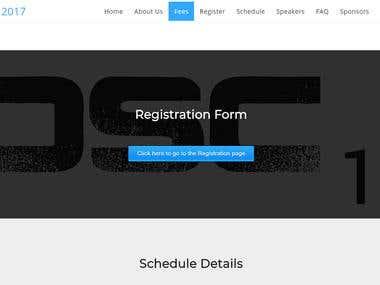 IEEE-DSC | WEBSITE