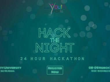 [Website] Hack The Night