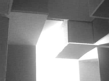 Fotografías de una matriz arquitectónica - Photography