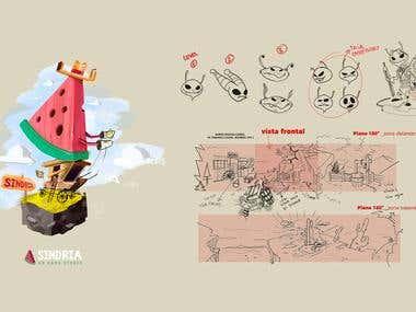 Art Direction / Illustration