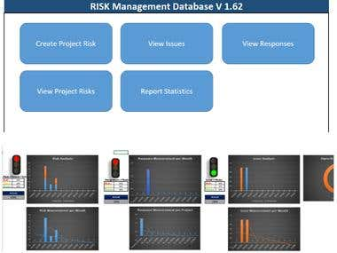 RISK MANAGEMENT DATABASE