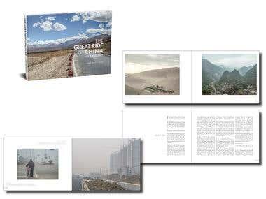Art Photography Book Design