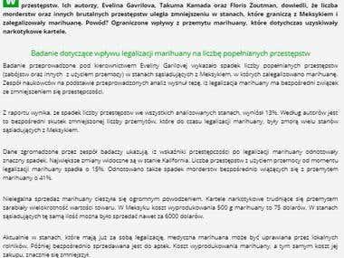 Współpraca z ekonopnie.pl/blog oraz marihuanamedyczna.com