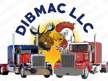 DIBMAC Logo