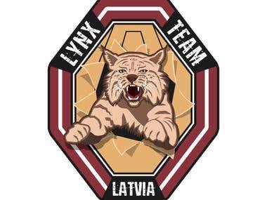 Logo for shooting team.