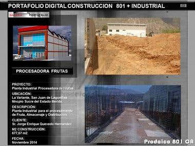 Construction Portafolio / Portafolio Construcción