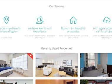 Rasons Property Website