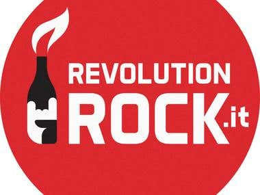 Revolution Rock logo